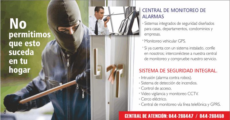 Camaras De Seguridad Para Proteger Su Casa O Negocio Monitoreo E